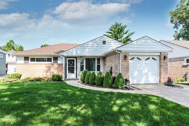 934 W Grant Drive, Des Plaines, IL 60016 (MLS #11148732) :: Jacqui Miller Homes