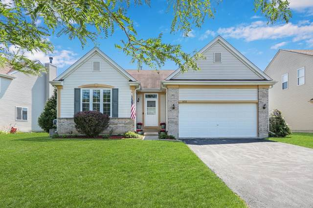 631 Cameron Drive, Antioch, IL 60002 (MLS #11148892) :: O'Neil Property Group
