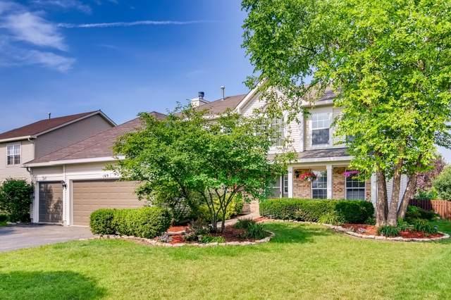 169 Glendale Drive, Bolingbrook, IL 60440 (MLS #11148956) :: O'Neil Property Group