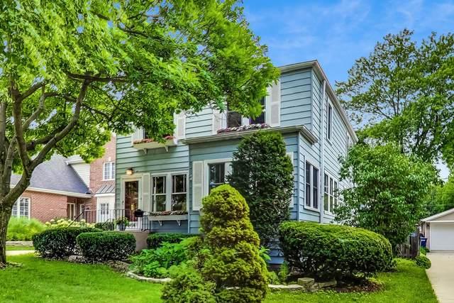 4456 Franklin Avenue, Western Springs, IL 60558 (MLS #11149019) :: O'Neil Property Group