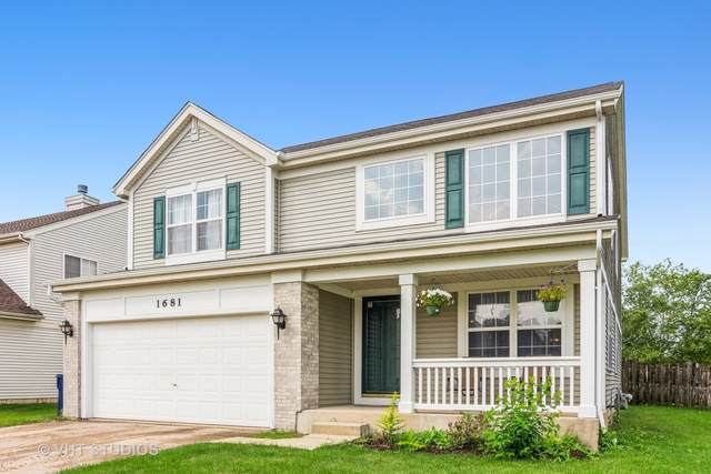 1681 Montclair Drive, Elgin, IL 60123 (MLS #11149022) :: John Lyons Real Estate