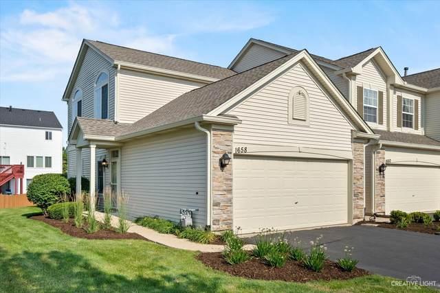 1658 Fredericksburg Lane 6-1, Aurora, IL 60503 (MLS #11149082) :: Jacqui Miller Homes