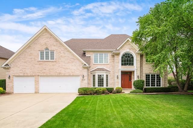 2639 Newton Avenue, Naperville, IL 60564 (MLS #11149089) :: O'Neil Property Group