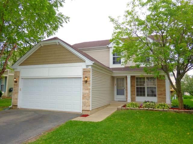 52 Hummingbird Lane, Streamwood, IL 60107 (MLS #11149174) :: O'Neil Property Group