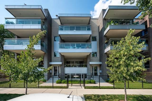 1470 W Winona Street #102, Chicago, IL 60640 (MLS #11149181) :: Jacqui Miller Homes