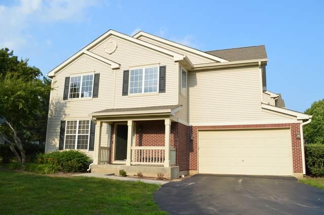 2443 Stonegate Road, Algonquin, IL 60102 (MLS #11149406) :: John Lyons Real Estate