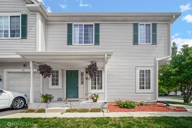 634 Windsor Drive 45A, Fox Lake, IL 60020 (MLS #11149453) :: O'Neil Property Group