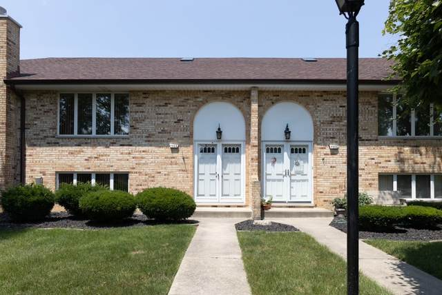 7309 W 152nd Street #64, Orland Park, IL 60462 (MLS #11149483) :: The Wexler Group at Keller Williams Preferred Realty