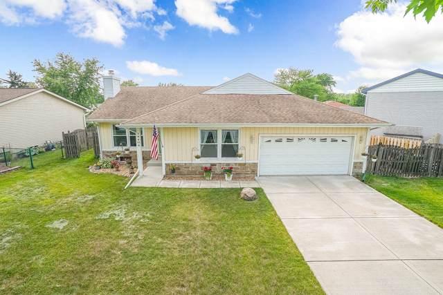 14408 S Heatherwood Drive, Homer Glen, IL 60491 (MLS #11149624) :: Jacqui Miller Homes