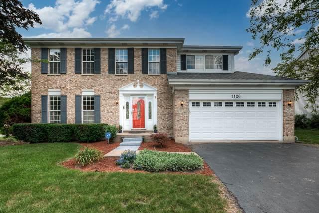 1126 Buckingham Drive, Carol Stream, IL 60188 (MLS #11149753) :: O'Neil Property Group