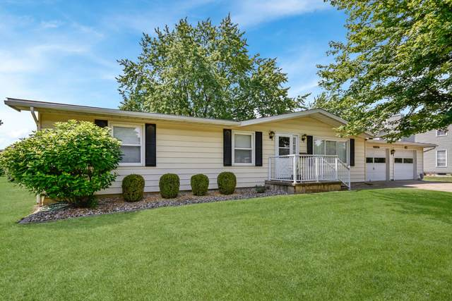 209 Worner Street, Green Valley, IL 61534 (MLS #11149770) :: Lewke Partners - Keller Williams Success Realty
