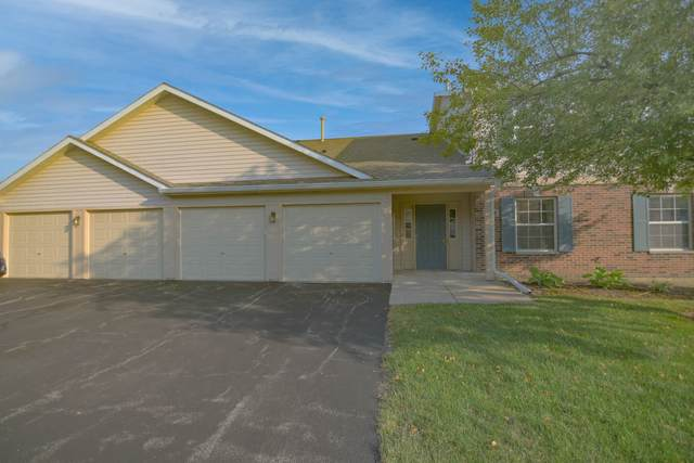 1286 N Red Oak Circle #2, Round Lake Beach, IL 60073 (MLS #11149780) :: O'Neil Property Group