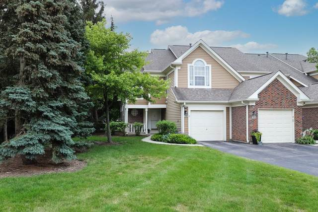 210 Steeplechase Court 58-1, Schaumburg, IL 60173 (MLS #11149897) :: O'Neil Property Group