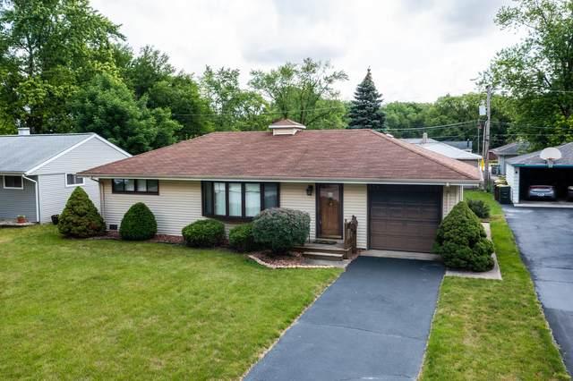 407 Blackstone Street, Thornton, IL 60476 (MLS #11149974) :: O'Neil Property Group