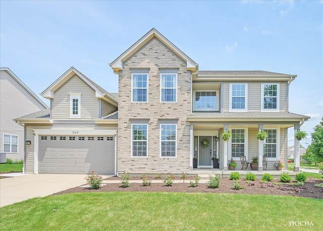 305 Chesney Drive, Sugar Grove, IL 60554 (MLS #11149991) :: O'Neil Property Group