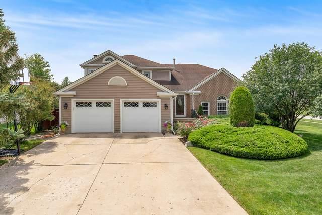 1785 Pebblewood Lane, Hoffman Estates, IL 60195 (MLS #11149997) :: Suburban Life Realty