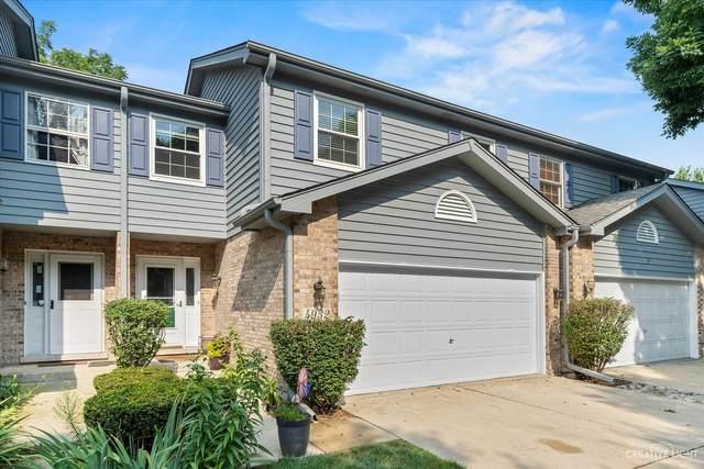4932 Riedy Place 4B, Lisle, IL 60532 (MLS #11150035) :: Carolyn and Hillary Homes