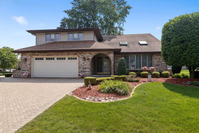 13725 S Golden Oak Drive, Homer Glen, IL 60491 (MLS #11150048) :: O'Neil Property Group
