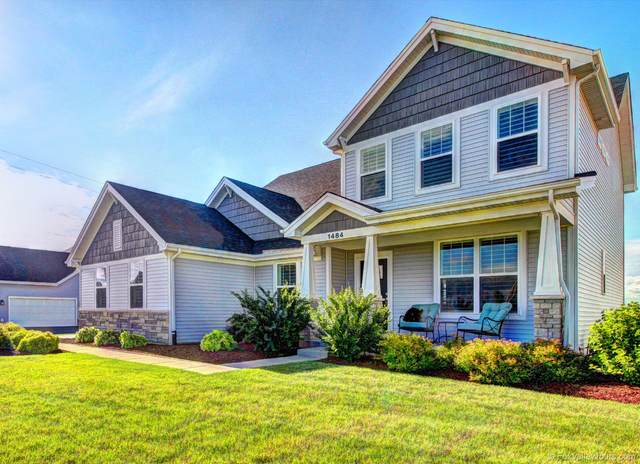 1484 Star Grass Circle, Aurora, IL 60506 (MLS #11150066) :: Suburban Life Realty