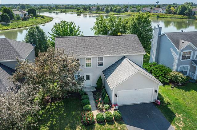 2262 Stacy Circle, Montgomery, IL 60538 (MLS #11150074) :: Carolyn and Hillary Homes