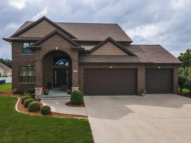 2508 Riverwoods Lane, Bloomington, IL 61705 (MLS #11150211) :: Suburban Life Realty