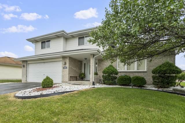 5225 Crosswind Drive, Richton Park, IL 60471 (MLS #11150267) :: O'Neil Property Group