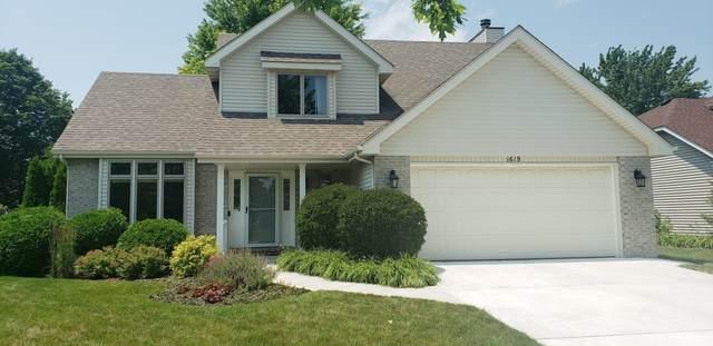 1619 Addleman Street, Joliet, IL 60431 (MLS #11150297) :: The Wexler Group at Keller Williams Preferred Realty