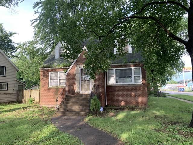 17093 Lincoln Street, Hazel Crest, IL 60429 (MLS #11150463) :: Littlefield Group