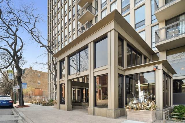 1660 N Lasalle Drive #1307, Chicago, IL 60614 (MLS #11150554) :: Touchstone Group