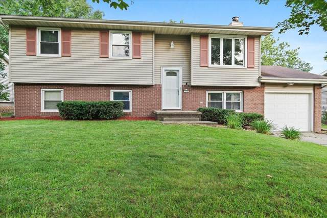 115 Ginger Creek Court, Bloomington, IL 61704 (MLS #11150596) :: Suburban Life Realty