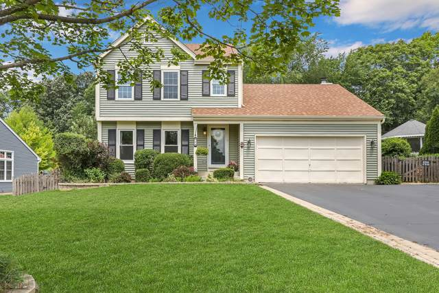 608 Carriage Hill Court, Island Lake, IL 60042 (MLS #11150611) :: O'Neil Property Group
