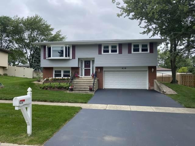 638 Juniper Lane, Bartlett, IL 60103 (MLS #11150626) :: O'Neil Property Group