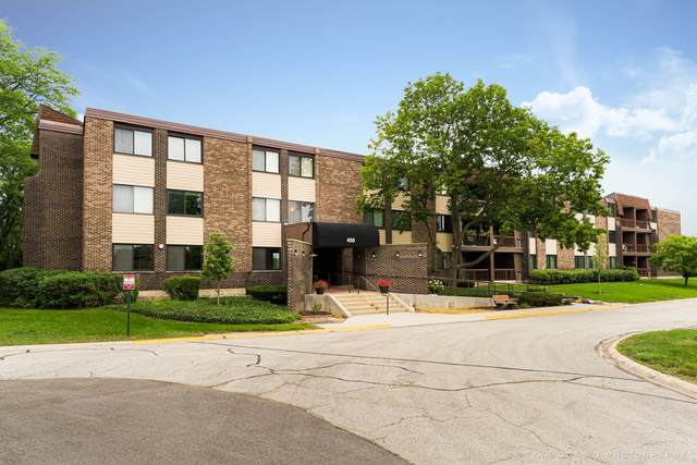 450 Raintree Court 2D, Glen Ellyn, IL 60137 (MLS #11150743) :: The Wexler Group at Keller Williams Preferred Realty