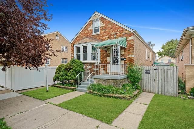 6950 W George Street, Chicago, IL 60634 (MLS #11150778) :: O'Neil Property Group