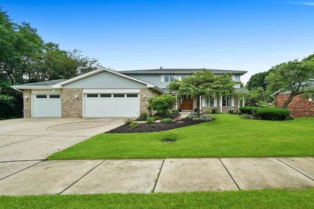 8506 Thorngate Drive, Orland Park, IL 60462 (MLS #11150971) :: Suburban Life Realty