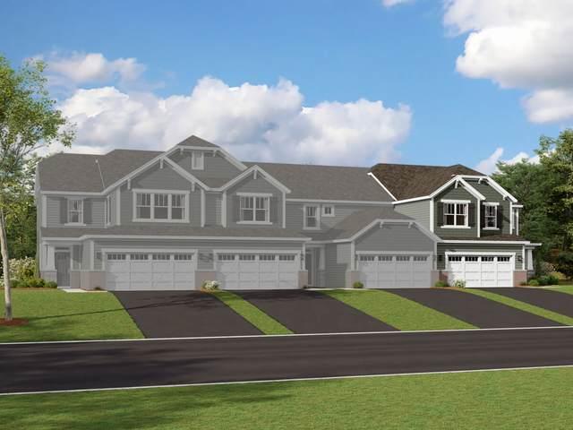 12659 S Talbot Lot #89.01 Circle, Plainfield, IL 60585 (MLS #11151005) :: John Lyons Real Estate