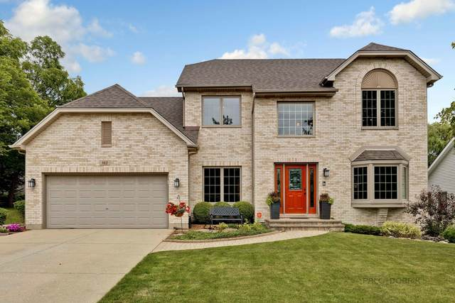143 N Crescent Avenue, Palatine, IL 60067 (MLS #11151022) :: O'Neil Property Group