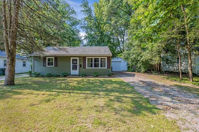 1409 Briarcliff Drive, Urbana, IL 61801 (MLS #11151036) :: Ryan Dallas Real Estate