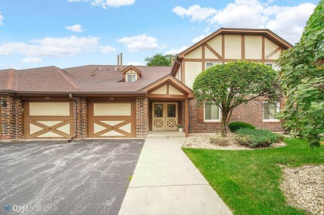 15702 Orlan Brook Drive #175, Orland Park, IL 60462 (MLS #11151037) :: The Wexler Group at Keller Williams Preferred Realty