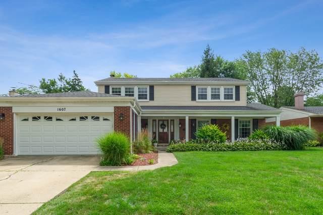 1607 S Surrey Ridge Drive, Arlington Heights, IL 60005 (MLS #11151067) :: O'Neil Property Group