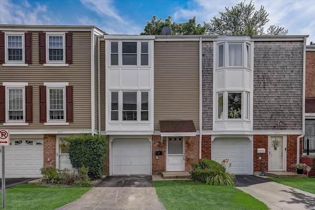 2231 Langdon Place, Hoffman Estates, IL 60169 (MLS #11151120) :: Lux Home Chicago