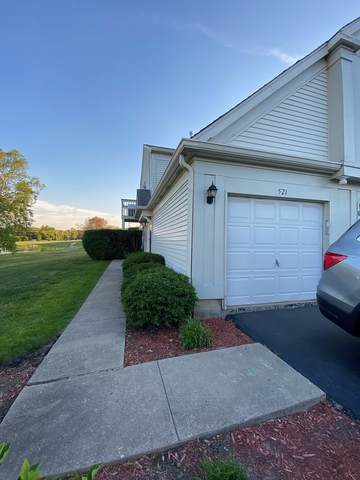 521 Bridle Trail #521, Wheeling, IL 60090 (MLS #11151357) :: Jacqui Miller Homes