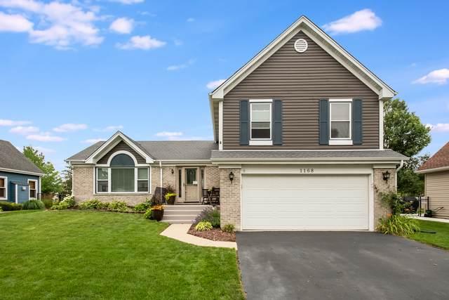 1168 Winding Glen Drive, Carol Stream, IL 60188 (MLS #11151623) :: O'Neil Property Group
