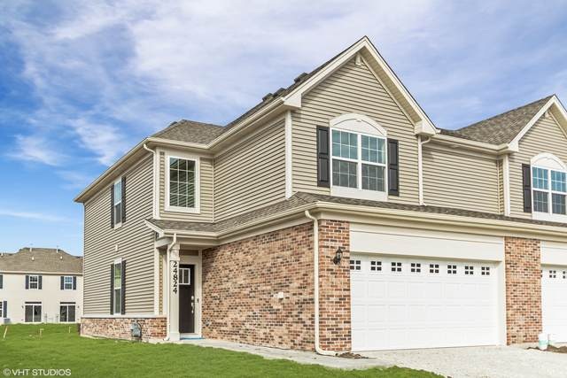 15014 W Quincy Circle, Manhattan, IL 60442 (MLS #11151934) :: O'Neil Property Group