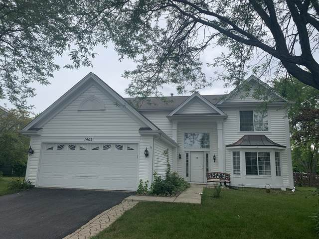 1403 Burr Oak Circle, Aurora, IL 60506 (MLS #11151985) :: Suburban Life Realty