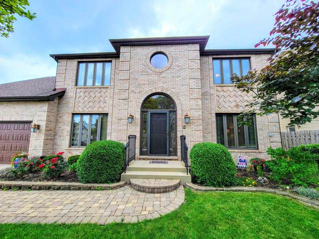 615 Downey Street, Hoffman Estates, IL 60169 (MLS #11152021) :: Suburban Life Realty