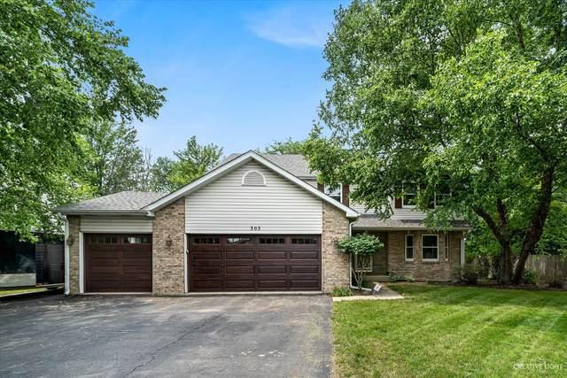 303 Beaver Crossing, Oswego, IL 60543 (MLS #11152078) :: O'Neil Property Group