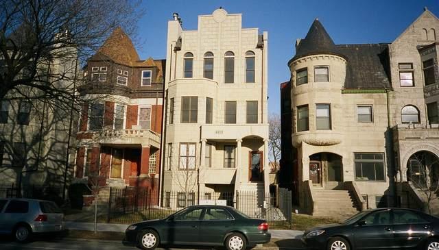 4115 S Drexel Boulevard 2R, Chicago, IL 60653 (MLS #11152159) :: O'Neil Property Group