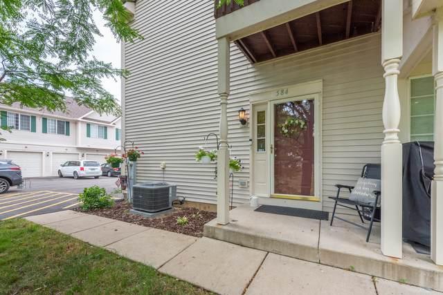 584 Windsor Drive, Fox Lake, IL 60020 (MLS #11152597) :: O'Neil Property Group