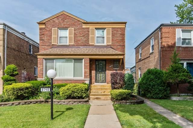 8748 S Dorchester Avenue, Chicago, IL 60619 (MLS #11152609) :: O'Neil Property Group